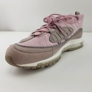 Nike Shoes - Nike Air Max 98 PUMICE PINK LIGHT ROSE WHITE OFF